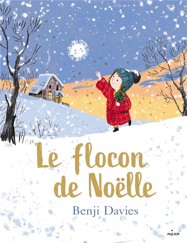 Le flocon de noelle
