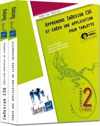 APPRENDRE INDESIGN CS6 ET CREER UNE APPLICATION POUR TABLETTE