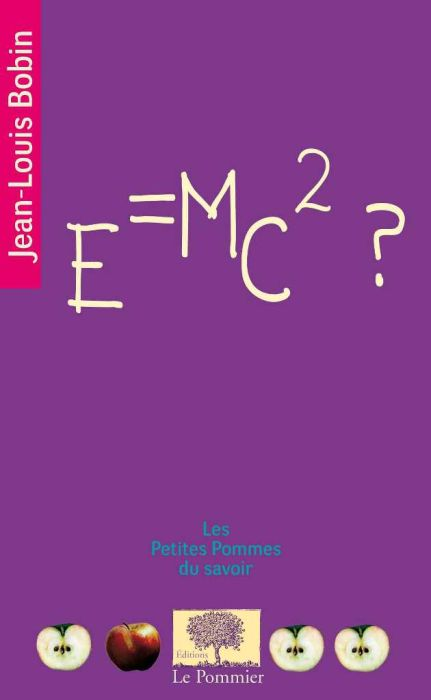 E = MC  ? - NOUVELLE EDITION