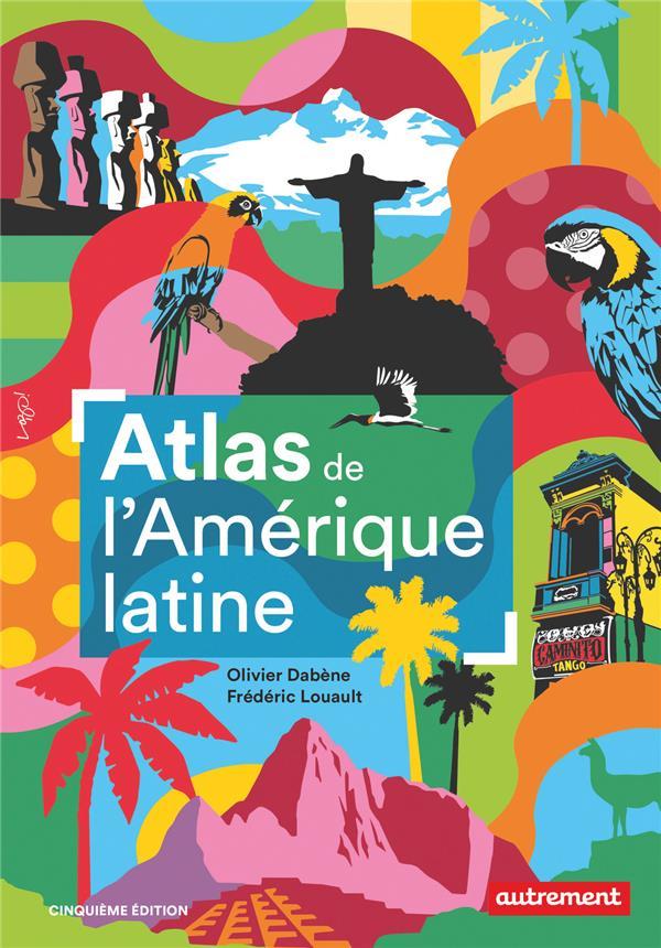 Atlas de l'amerique latine - polarisation politique et crises