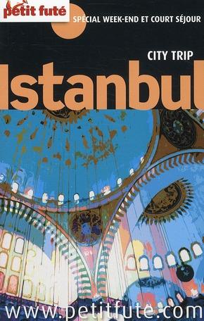 ISTANBUL CITY TRIP 2011 PETIT FUTE