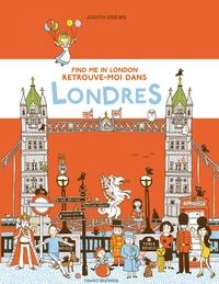 RETROUVE-MOI DANS LONDRES - FIND-ME IN LONDON