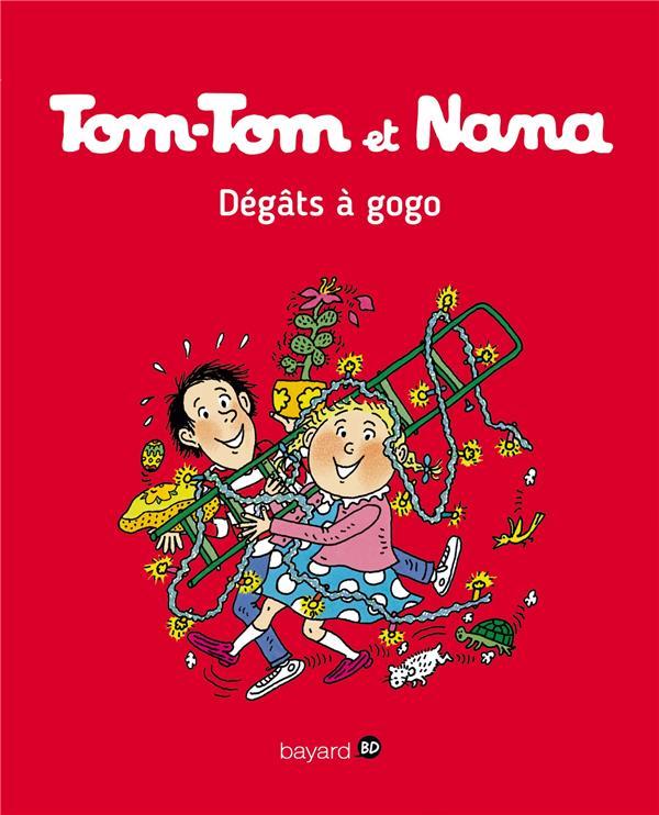DEGATS A GOGO ! TTNN T23 NE