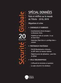 DJIHADISME : LE COMBATTRE  - SECURITE GLOBALE 21 - AVRIL 2020 - SECURITE GLOBALE 21 - CRIMINOLOGIE E