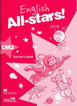 ENGLISH ALL STARS CM2 TEACHER'S BOOK CAMEROUN