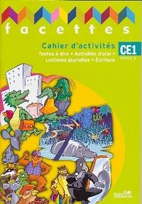 FACETTES CE1 CAHIER D ACTIVITES MAROC