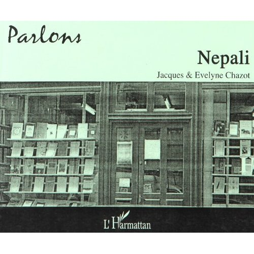 CD PARLONS NEPALI