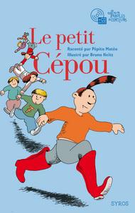 PETIT CEPOU LIVRE + CD AUDIO