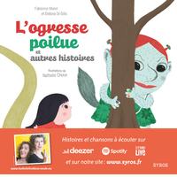 L'OGRESSE POILUE ET AUTRES HISTOIRES