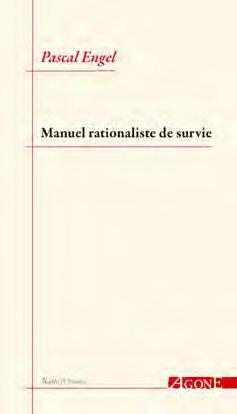 Manuel rationaliste de survie