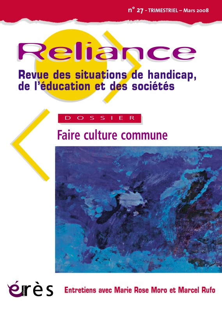 RELIANCE 27 - FAIRE CULTURE COMMUNE