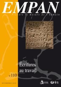 EMPAN 110 - ECRITURES AU TRAVAIL