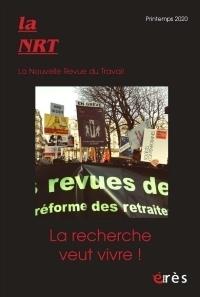 NRT 16 - LA RECHERCHE VEUT VIVRE !