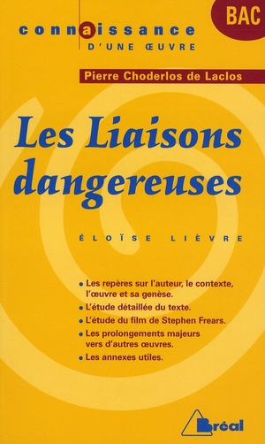 LES LIAISONS DANGEREUSES - LACLOS