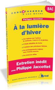 A LA LUMIERE D HIVER - JACCOTTET