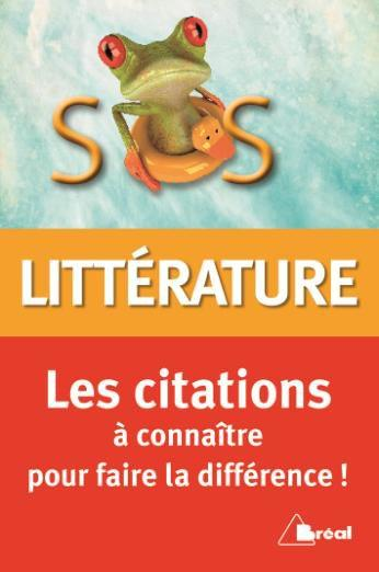 SOS LITTERATURE