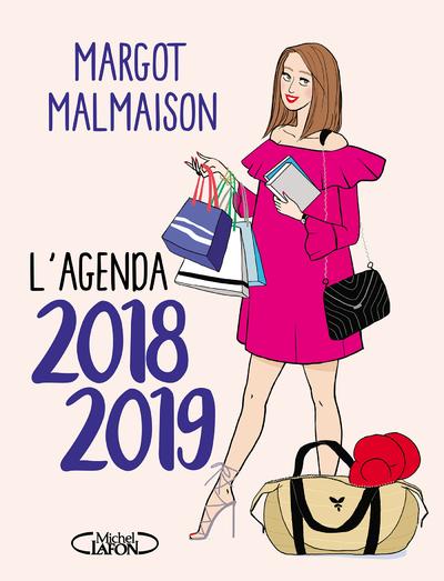 L'AGENDA DE MARGOT MALMAISON 2018-2019