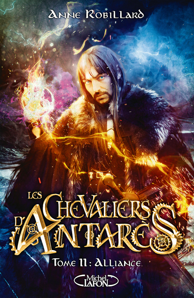 LES CHEVALIERS D'ANTARES - TOME 11 ALLIANCE - VOL11