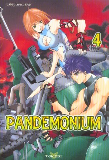 PANDEMONIUM TOME 04