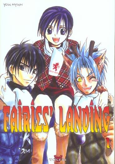 FAIRIES LANDING T01