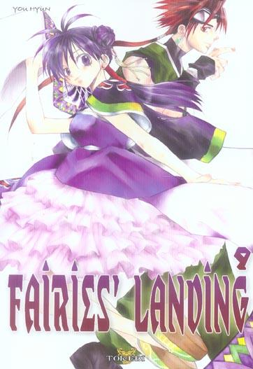 FAIRIES' LANDING T09