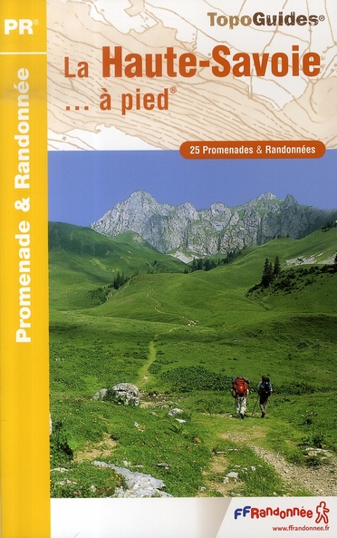 HAUTE-SAVOIE A PIED 2007 - 74 - PR - D074