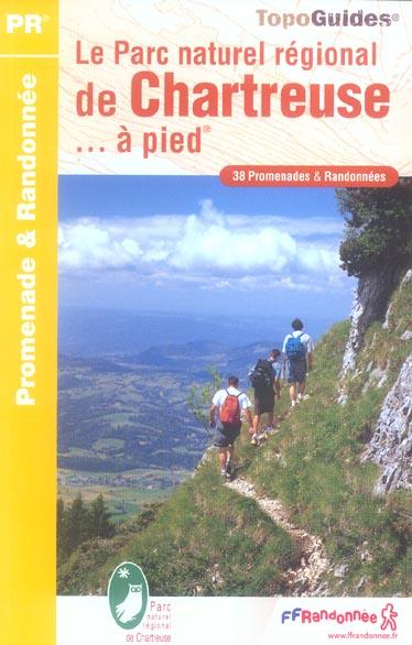 PARC DE CHARTREUSE A PIED 2007 - 38-73 - PR - PN06