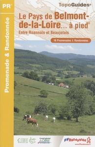 BELMONT DE LA LOIRE A PIED 2008 - 42 - PR - P423