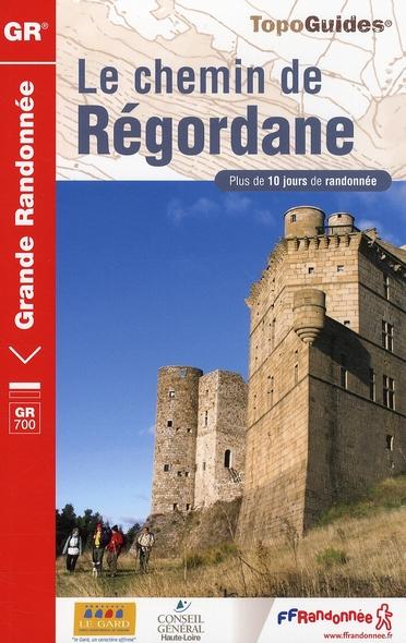 CHEMIN DE LA REGORDANE 2008 - 30-43-48 - GR700 - 7000