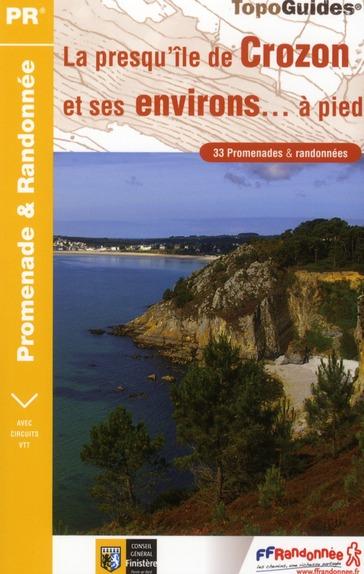 PRESQU'ILE CROZON ET ENVIRONS A PIED 2011 - 29 - PR - P293
