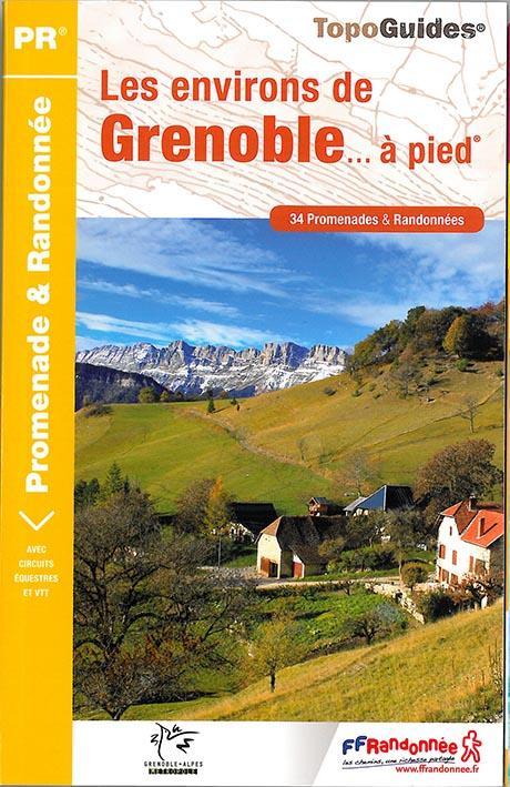 ENVIRONS GRENOBLE A PIED 2014 - 38 - PR - P381