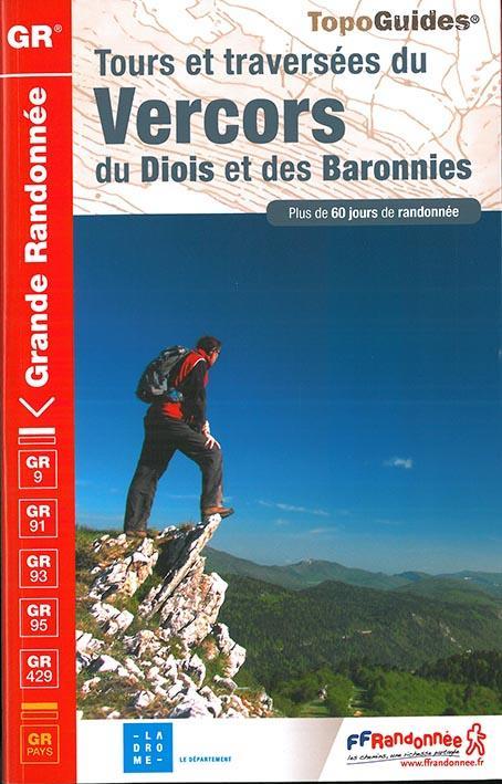 TOURS ET TRAVERSEES VERCORS BARONNIES 2016 - 26-38 -GR -904