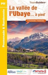 LA VALLEE DE L'UBAYE... A PIED - REF P043