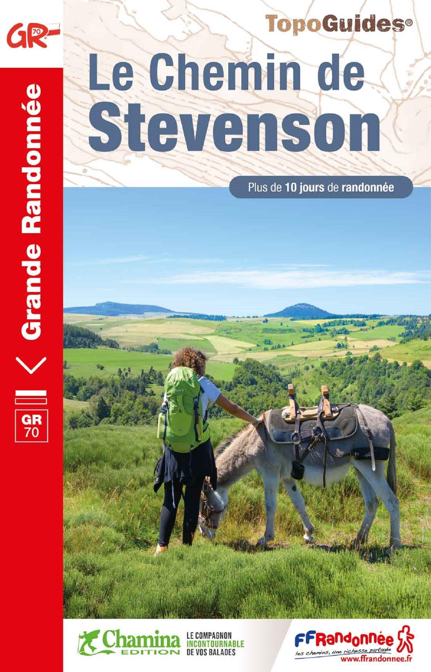 LE CHEMIN DE STEVENSON - REF 700 - GR 70