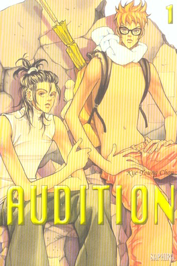AUDITION TOME 01