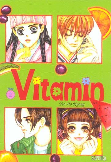 VITAMIN TOME 02
