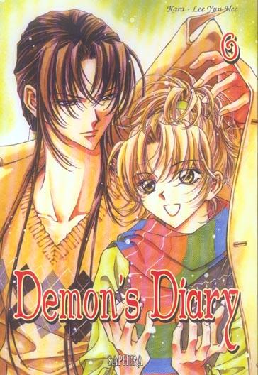 DEMON'S DIARY T06