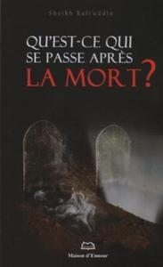 QU'EST-CE-QUI SE PASSE APRES LA MORT ?