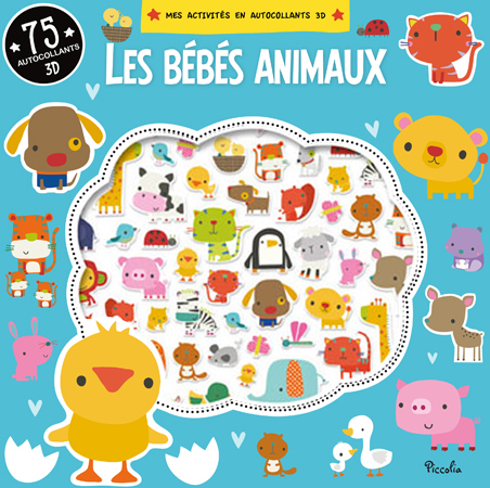 LES BEBES ANIMAUX