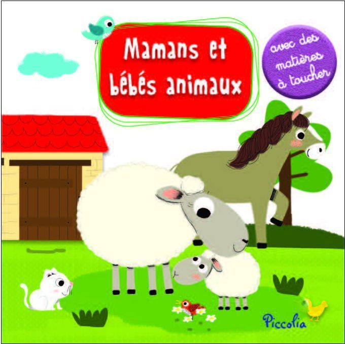 MAMAN ET BEBES ANIMAUX