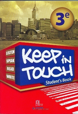 KEEP IN TOUCH 3E STUDENT'S BOOK BENIN