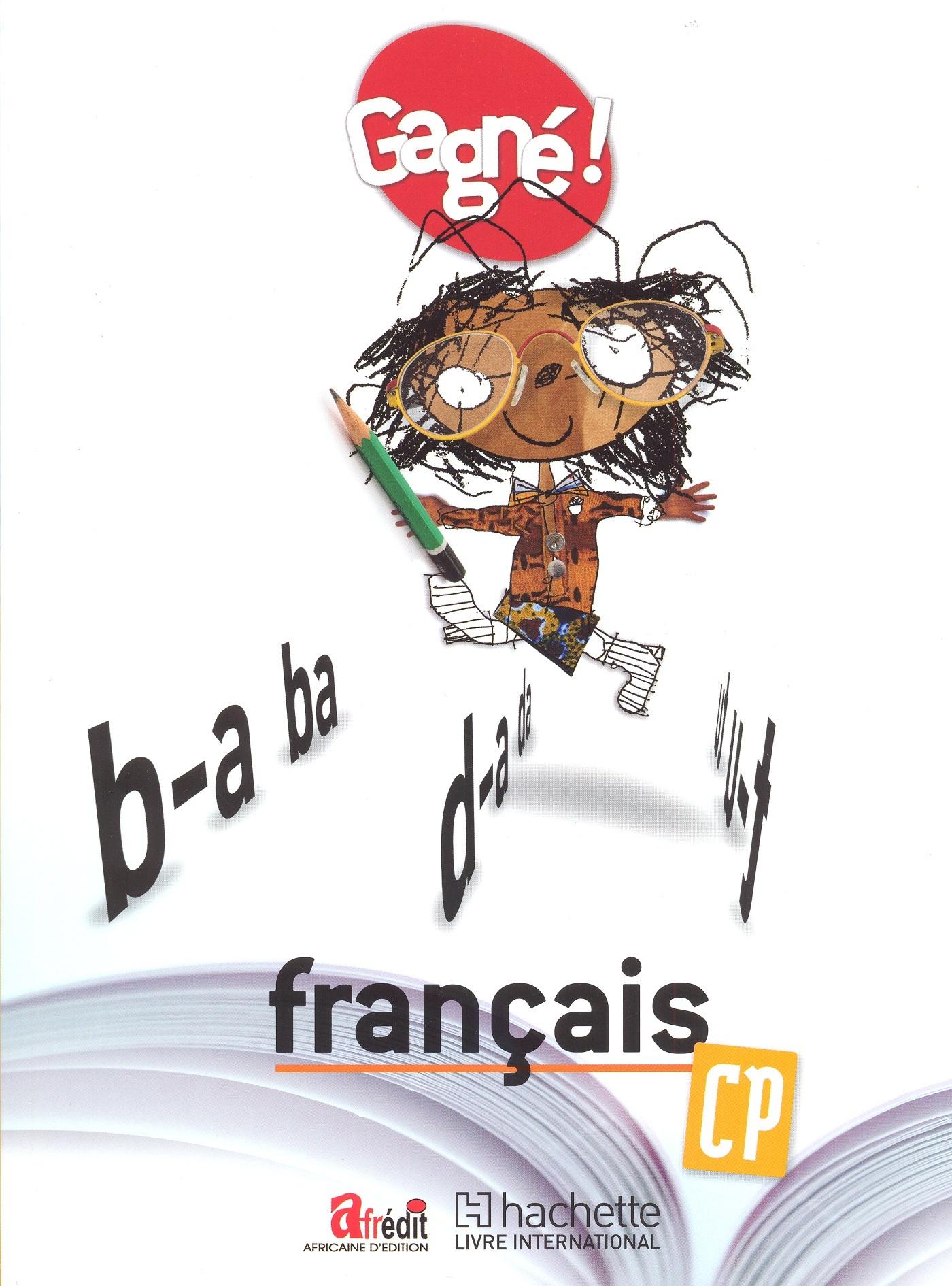 GAGNE ! FRANCAIS CP ELEVE - CAMEROUN