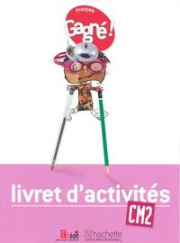 GAGNE ! FRANCAIS CM2 LIVRET D'ACTIVITES - CAMEROUN