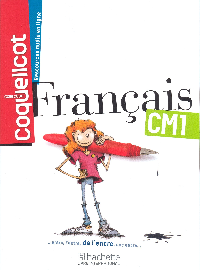 FRANCAIS CM1 COLL. COQUELICOT ELEVE
