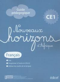 NOUVEAUX HORIZONS D'AFRIQUE FRANCAIS CE1 CONGO B GUIDE PEDAGOGIQUE