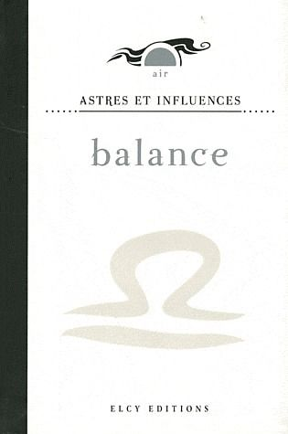 ASTRES ET INFLUENCES BALANCE