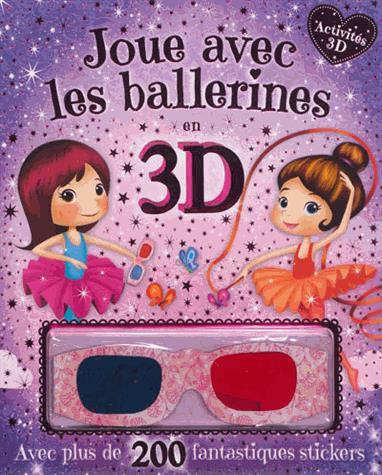 JOUE AVEC LES BALLERINES EN 3D