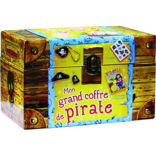 GRAND COFFRE DE PIRATE (MON)