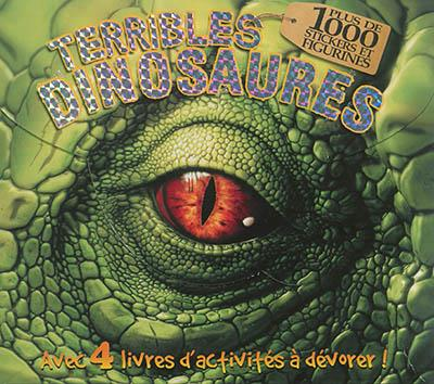 MALLETTE TERRIBLES DINOSAURES (MA)