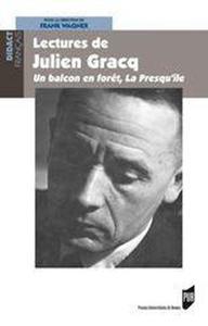 LECTURES DE JULIEN GRACQ